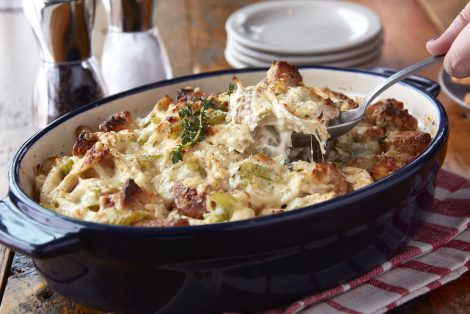 Alpine Chicken Casserole