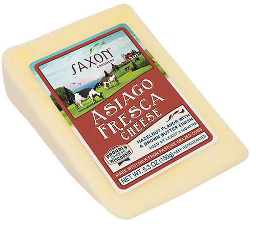 Asiago Fresca Cheese