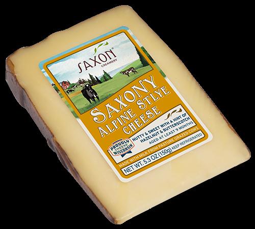 Saxony Alpine Style Cheese